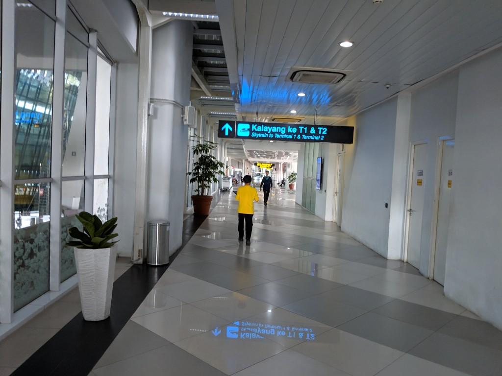 Jakarta by rail: Airport Rail Link and Skytrain – Drifting